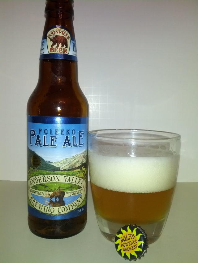 Anderson Valley Brewing Co Pale Ale