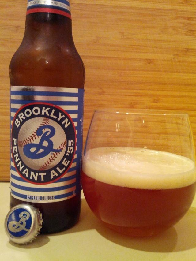 Brooklyn Brewing Pennant 55