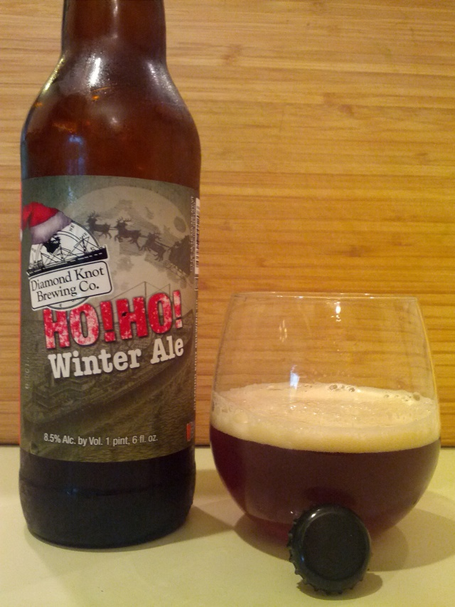 Diamond Knot HO HO Winter Ale