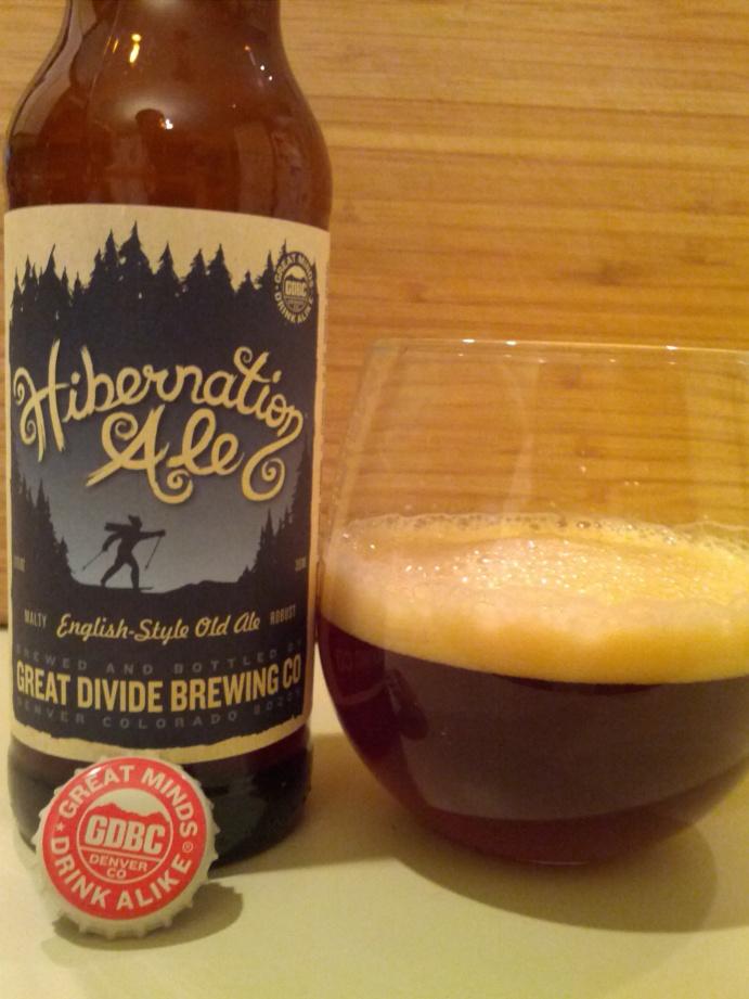 Great Divide Brewing Hibernation Ale