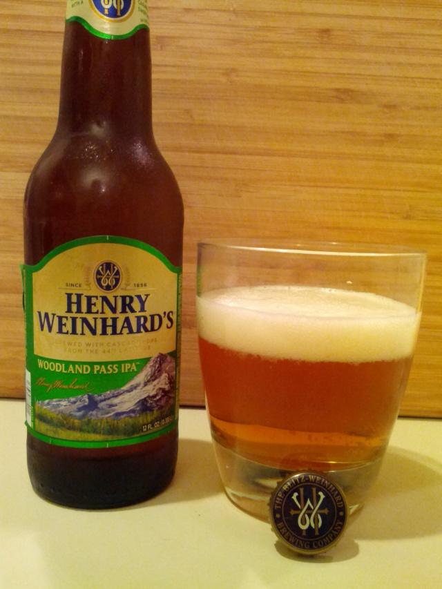 Henry Weinhards Woodland Pass IPA