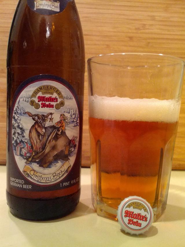 Mahr's Brau Christmas Bock
