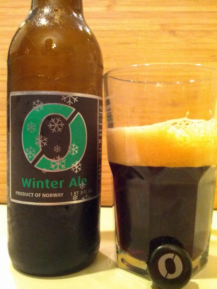 Nøgne Ø Winter Ale