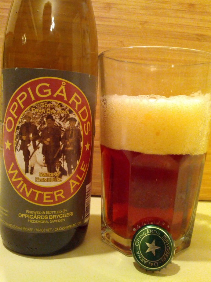 Oppigards Winter Ale