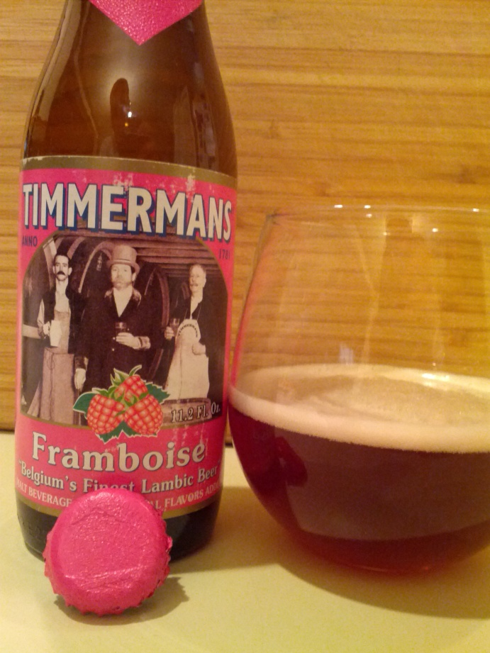 Timmermans Frambois Lambic