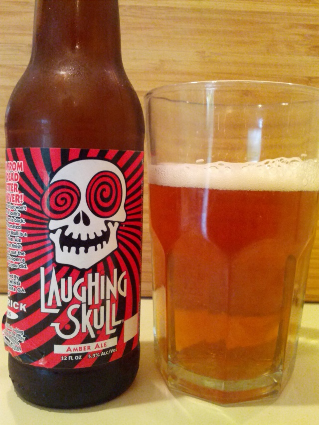 Laughing Skull Amber Ale