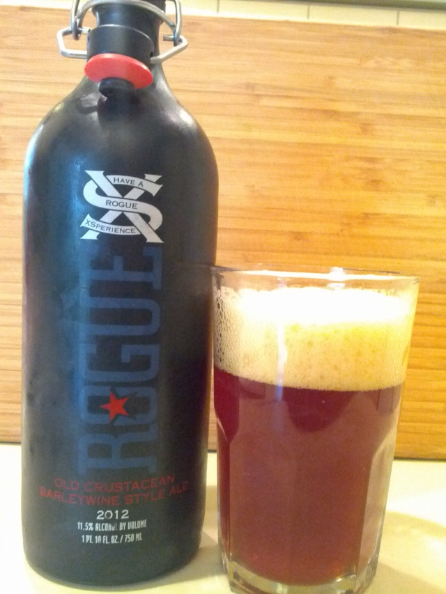 Rogue Old Crustacean Barley Wine