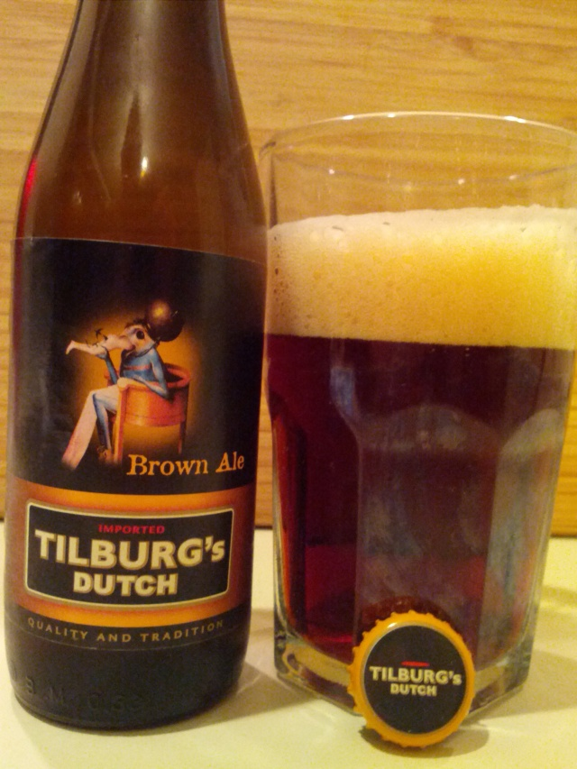 Tillburg's Dutch Brown Ale