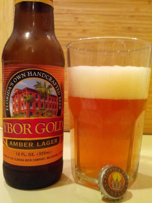 Ybor Gold Lager