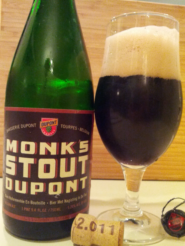 Brasserie DuPont Monks Stout