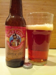 Highland Brewing Co. Gaelic Ale