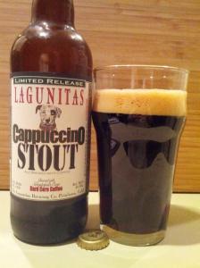 Laguinitas Cappuccino Stout