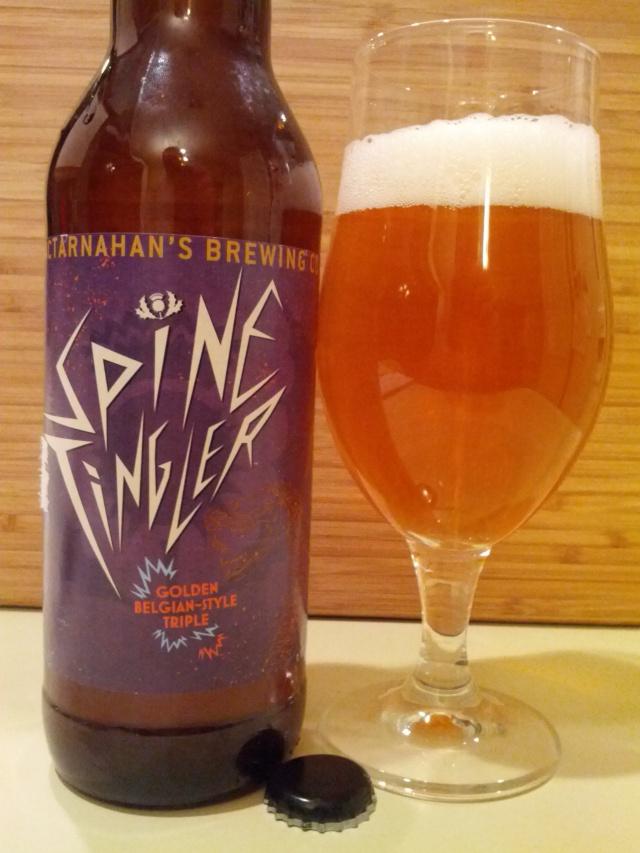 MacTarnahans Brewing Spine Tingler