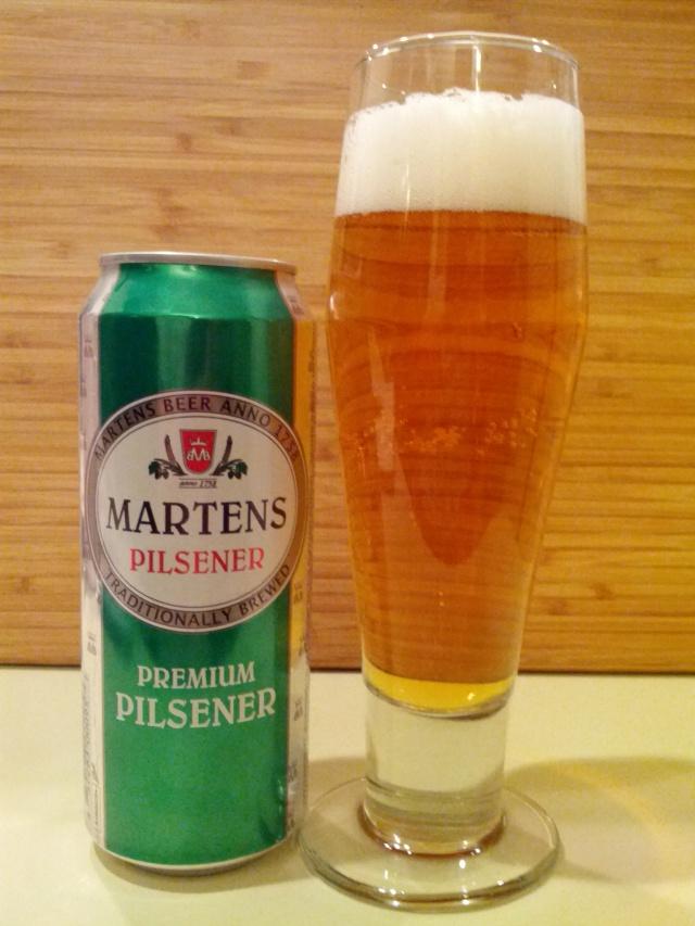Marten's Pilsener
