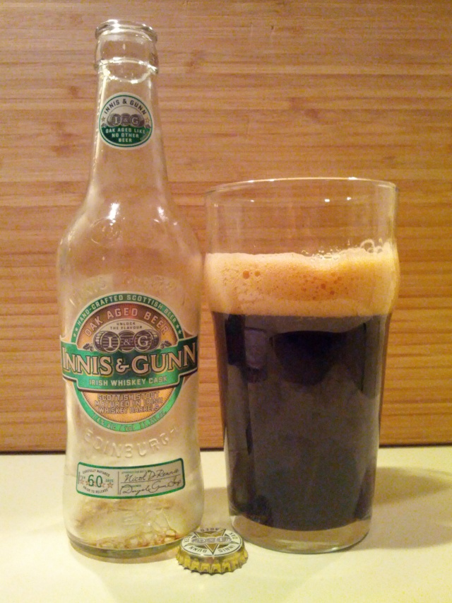 Innis & Gunn Whiskey Stout