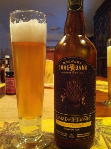 Ommegang The Iron Throne